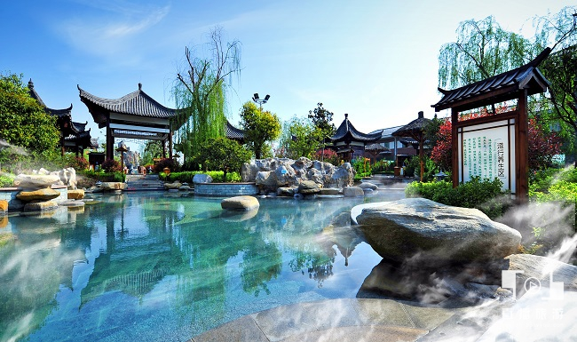 <span>智圣汤泉旅游度假村——四季汤</span>